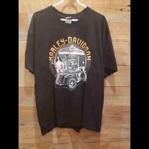 Harley Davidson Thunder Rd T-Shirt NWOT XL